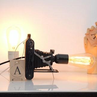 LAMPDA lampe appareil photo soufflet