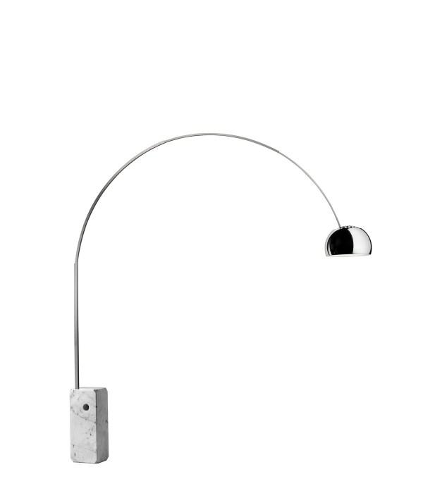 Flos - Arco vloerlamp Marmer