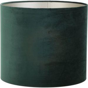 Lampenkap Velours 40-40-30cm groen