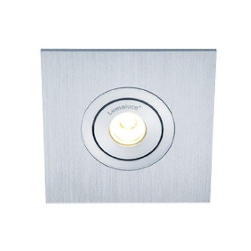 Lamponline Inbouwspot Luzern LED vierkant