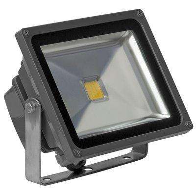 Led bouwlamp 30 watt warm-wit