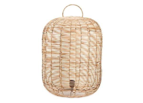 Nkuku Noko Wicker Lamp Natural Large