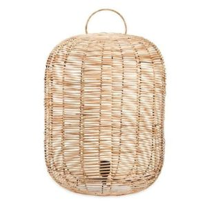 Nkuku Noko Wicker Lamp Natural Large