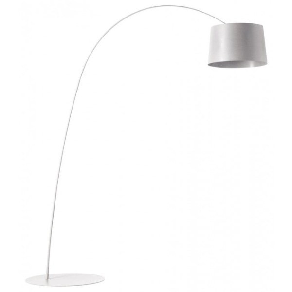 Foscarini - Twiggy vloerlamp halo Wit