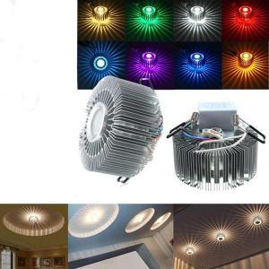 3W LED Aluminium Plafond Light Fixture Corridor Balkon Hanger Lamp Verlichting Kroonluchter