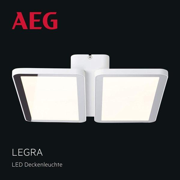 AEG Legra LED Deckenleuchte