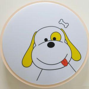 LED Deckenleuchte Hund