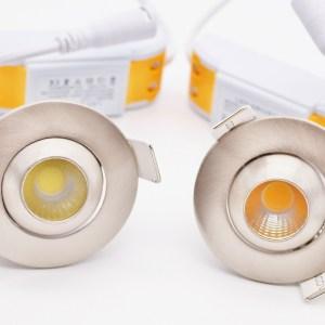 LED Einbaustrahler Downlight