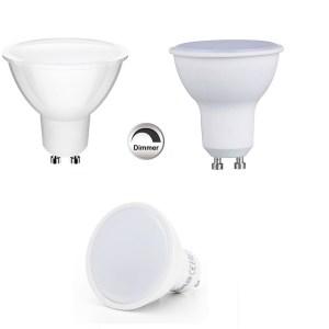 GU10 Leuchtmittel - LED DIMMBAR 6W | Discount bei uns