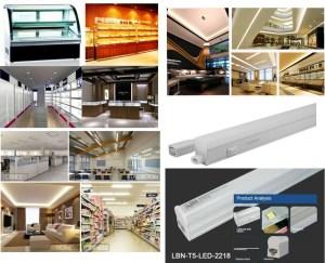 LED Line Tube Röhren