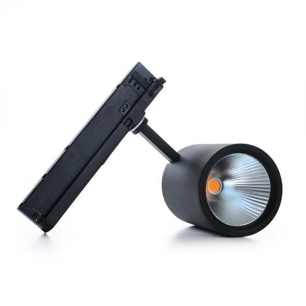 LED 3Phasen Stromschienenstrahler