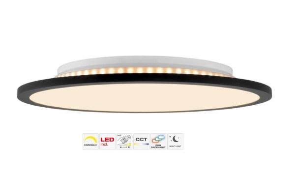 LED Brilliant ALLIE RGBW Deckenleuchte
