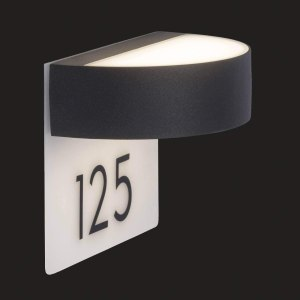 Hausnummer Beleuchtung AEG