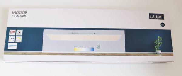 LED Brilliant ALLIE RGBW dimmbar Deckenleuchte Deckenlampe