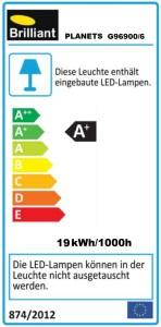 LED Deckenlampe Deckenleuchte RGB