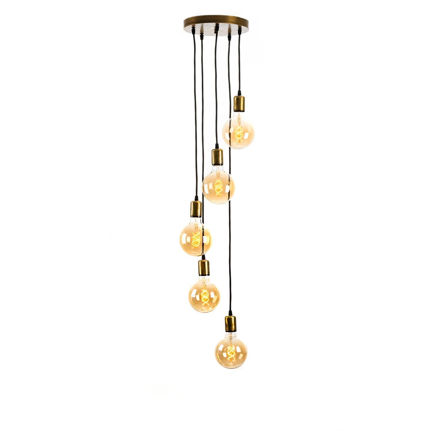 Vesna 05 Led Vintage Style Lamp Designed By Lampionstudio