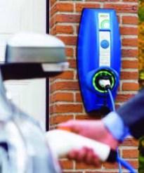 Punto de carga para vehículos eléctricos - electricista blanes