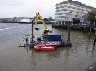 Maintenance of Limerick City Navigation scheme