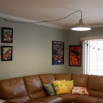 How To Hang A Plug In Pendant Lamp