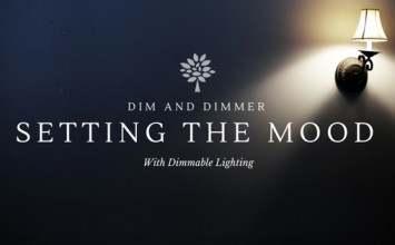 Dim and Dimmer: The Basics of Dimmable Lighting