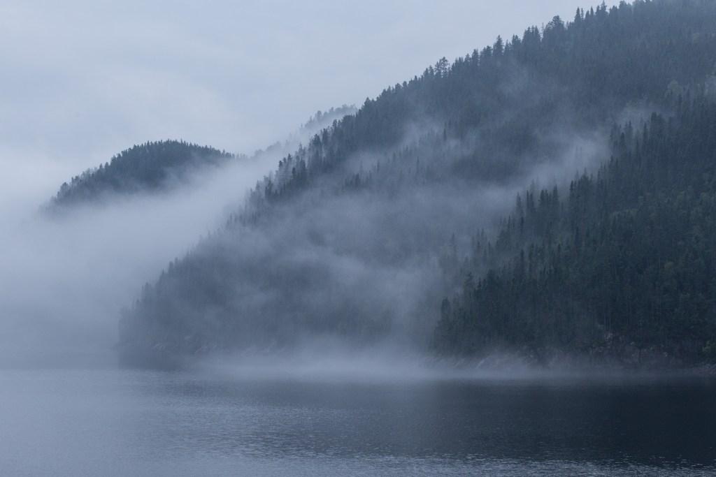 Le mauvais temps offre beaucoup d'options pour la photo de paysage