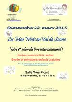 Affiche 22 mars 2015