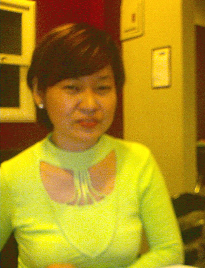 wife of Michael Lui