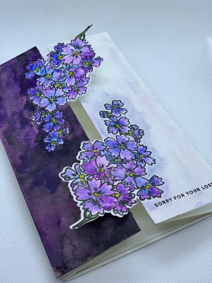 sympathy, get well and encouragement greeting cards