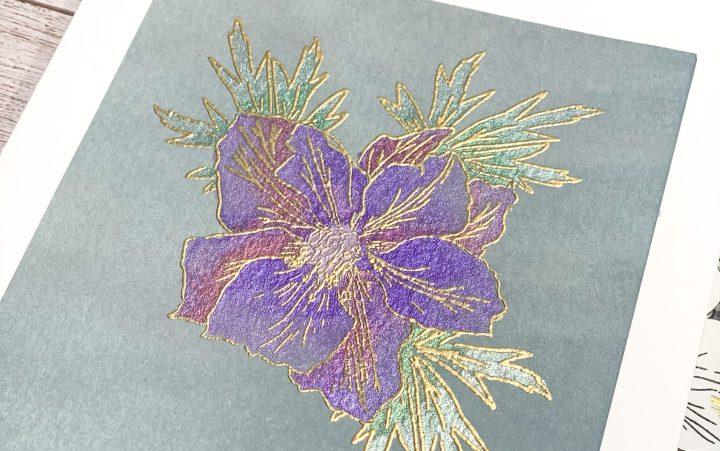 Level 2, Lesson 4 – Creative Watercolor Media with Jennifer Rzasa