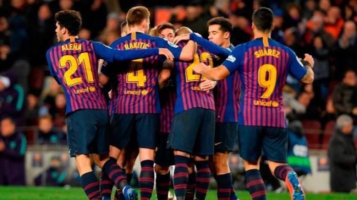 El Barcelona, entre los equipos europeos que pueden ganar tres títulos mayores esta temporada
