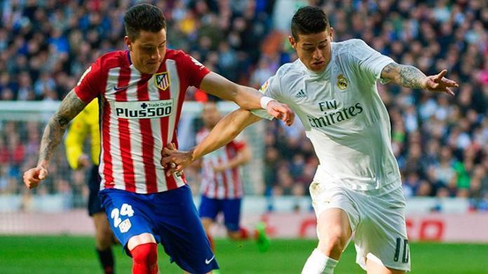 James Rodríguez da de lado al Nápoles y prefiere jugar en el Atlético de Madrid