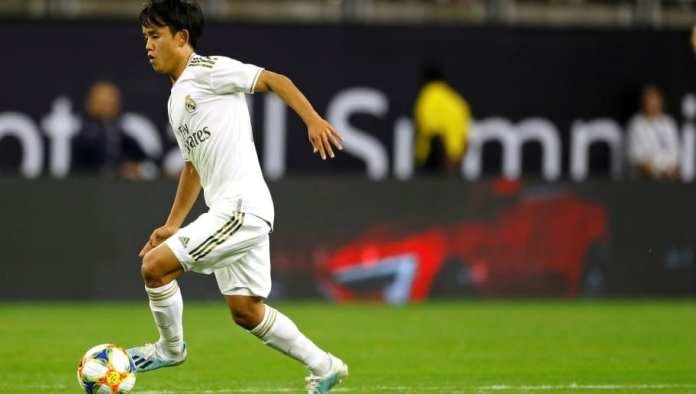 El increíble golazo de Kubo que volvió loca a la defensa del Real Madrid