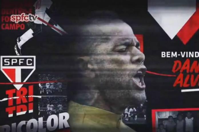 Dani Alves es nuevo jugador del Sao Paulo