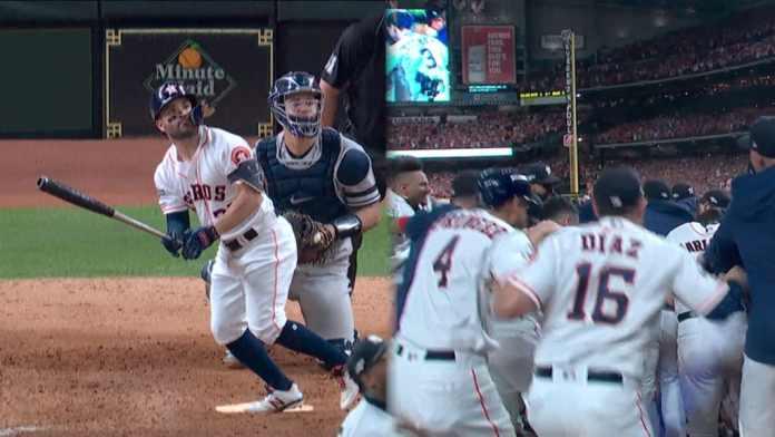 José Altuve dejó en el terreno a los Yankees y Houston a la Serie Mundial