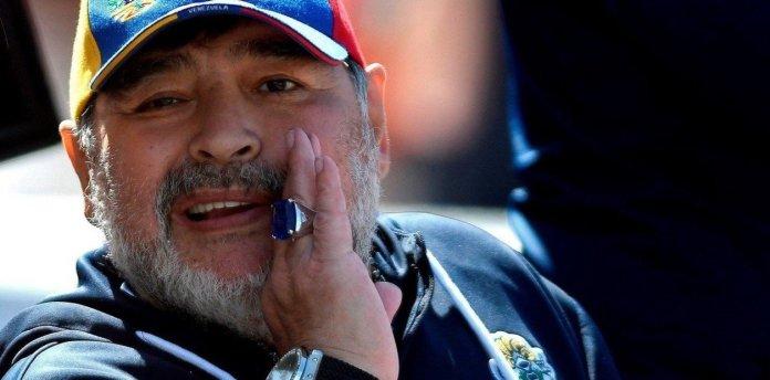 El día en que a Diego Maradona lo rechazaron para jugar en Venezuela