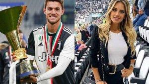 Periodista Michela Persico confesó que mantuvo en secreto su relación con jugador Juventus