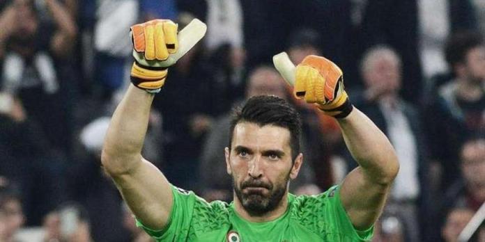 El nuevo récord de Buffon en Serie A de Italia
