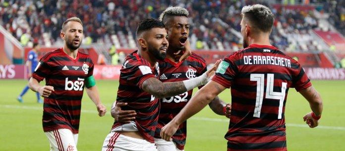 Flamengo remontó para clasificar a la final del Mundial de Clubes