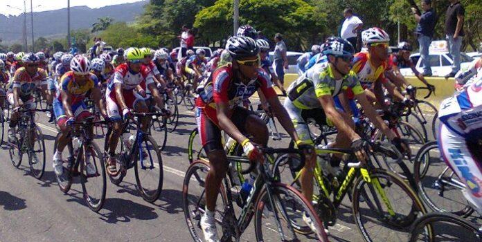 Así rodarán los ciclistas en la edición 55 de la Vuelta al Táchira