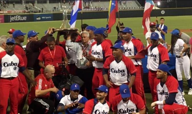 Cuba no jugará en Serie del Caribe 2020 en San Juan