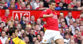 Cristiano Ronaldo, del Arsenal.