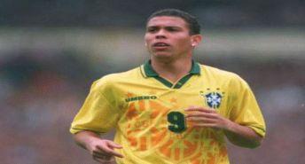 Ronaldo, del Flamengo.