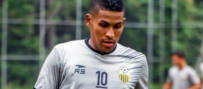 Panameño Miguel Camargo se unió al Táchira