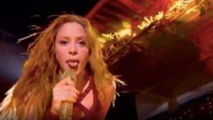 La lengua de Shakira fue la protagonista de los memes del Super Bowl