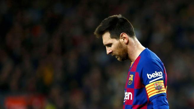 Messi a Abidal: Habría que dar nombres sino se ensucia a todos