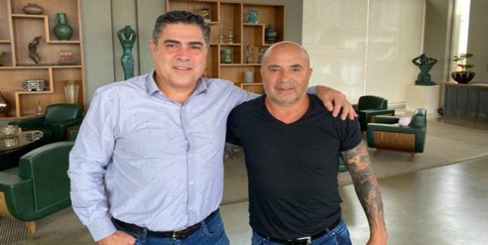 Sampaoli sustituye a Dudamel como DT del Atlético Mineiro