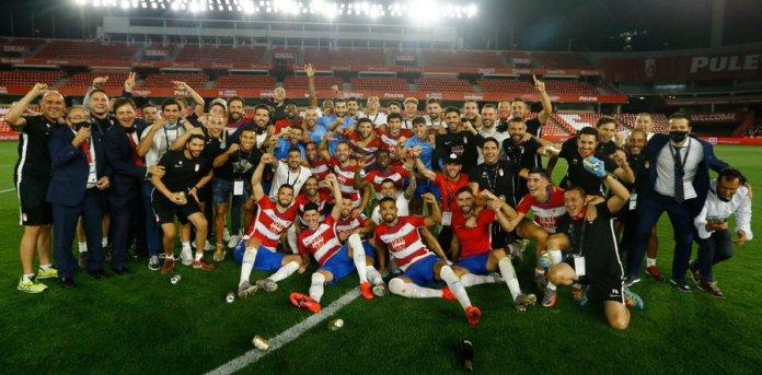 Granada es la revelación del fútbol español consigue pase a Europa League