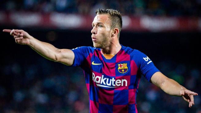 Por quéArthur se ha declarado en rebeldía y no quiere volver al Barcelona