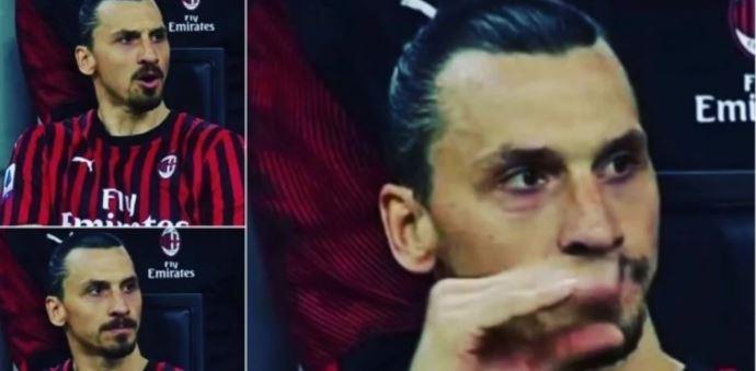 La burla de Ibrahimovic enlaincreíble derrota de Juventus ante el Milan