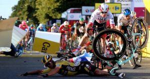 Piden cárcel y suspensión de por vida para ciclista Dylan Groenewegen